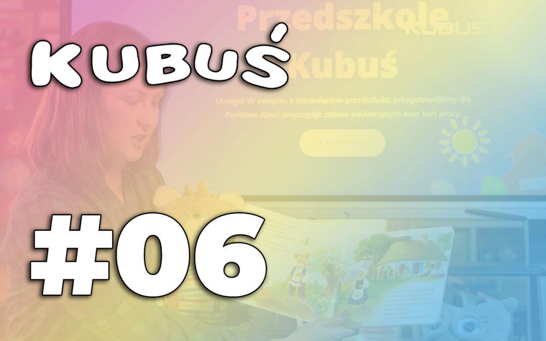 #06 poniedziałek | Plastelina | Pani Wiosna | Rzepka | radosneprzedszkole.pl