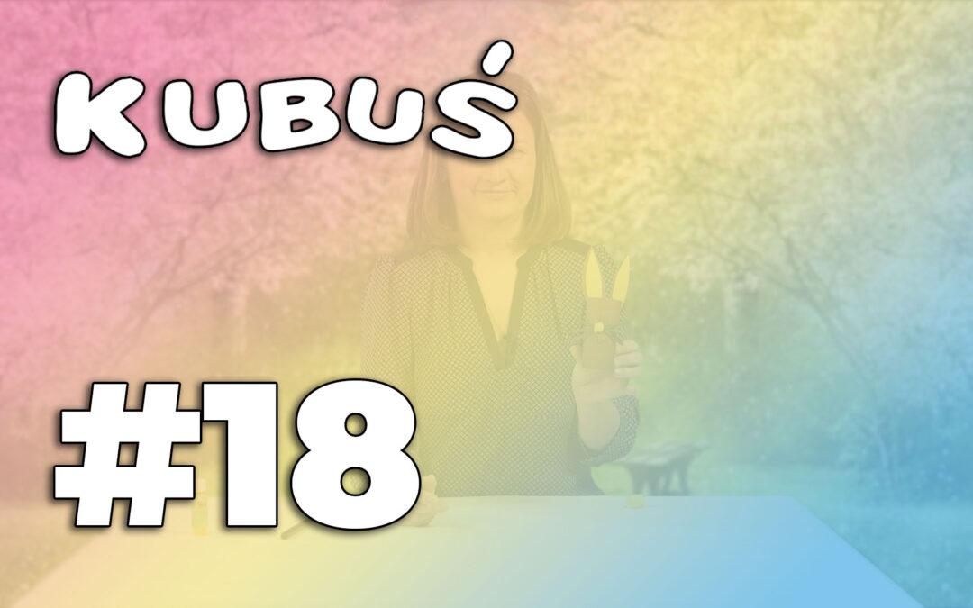 #18 Środa | Teatrzyk kostka | Zając | www.radosneprzedszkole.pl