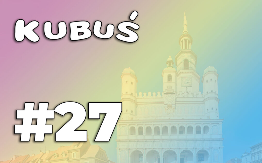 #27 poniedziałek | Książki | Legenda o poznańskich koziołkach | www.radosneprzedszkole.pl