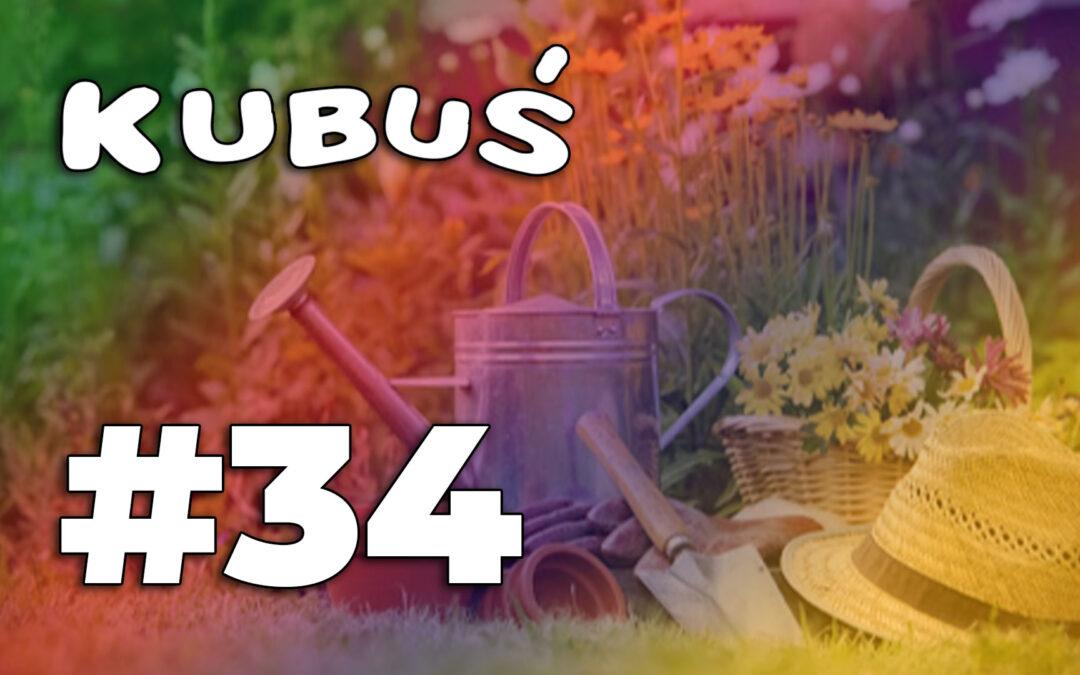 #34 czwartek | Wiosna w ogrodzie| www.radosneprzedszkole.pl