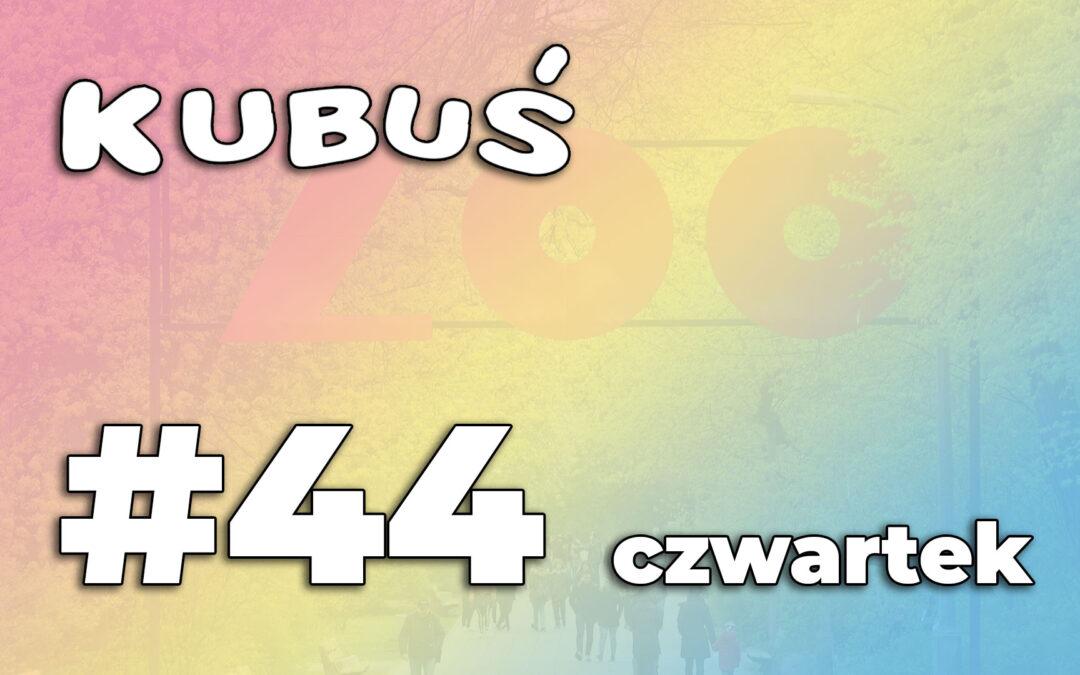 #44 czwartek| Hipopotam | www.radosneprzedszkole.pl