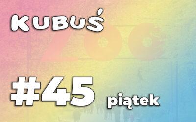 #45 piątek| zoo | www.radosneprzedszkole.pl