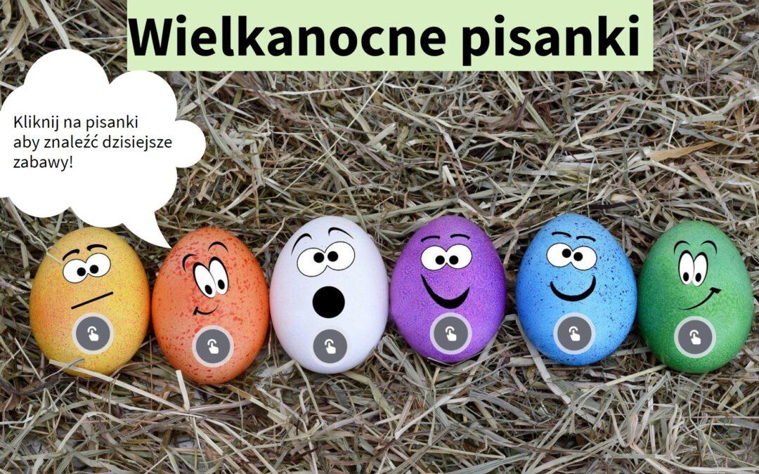 Wtorek| Wielkanocne pisanki| www.radosneprzedszkole.pl
