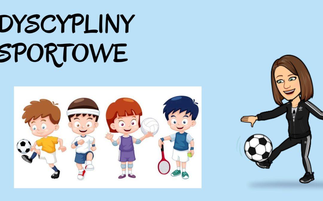 Czwartek | Dyscypliny sportowe| www.radosneprzedszkole.pl