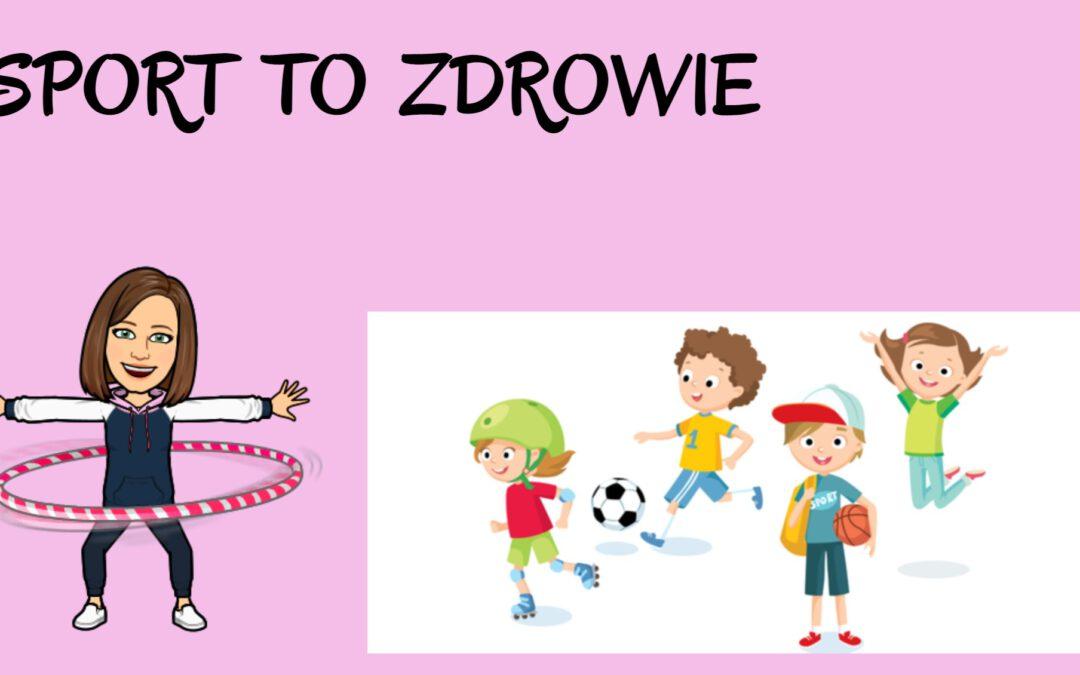Środa | SPORT | www.radosneprzedszkole.pl